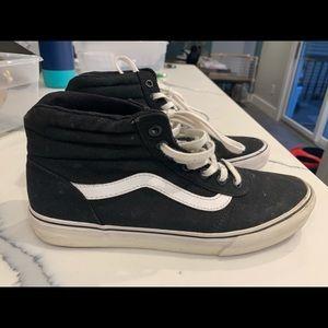 Vans Ward High-Top Sneaker